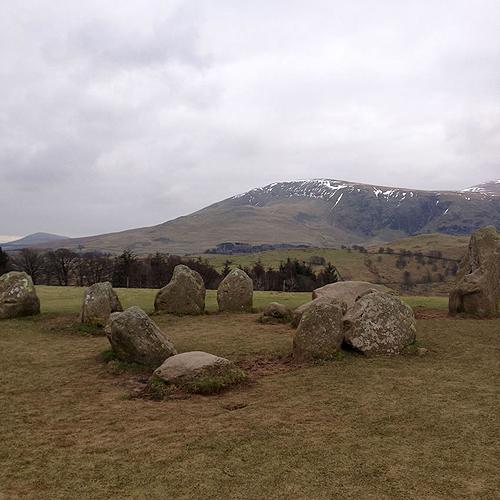 Castleriff stone circle